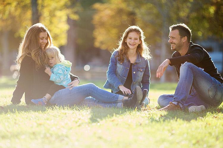 shooting photo lifestyle famille