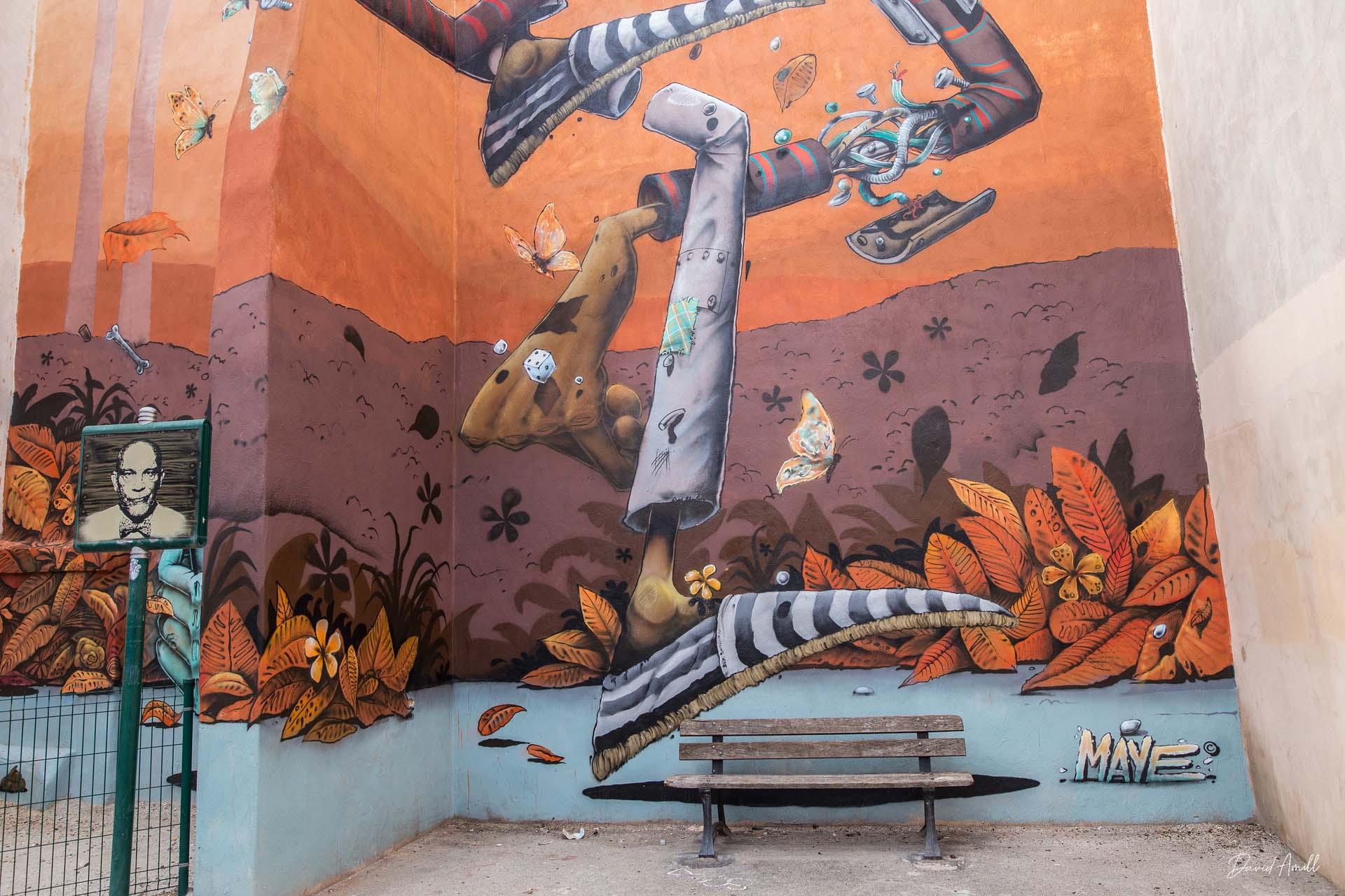 nimes expo de ouf street art