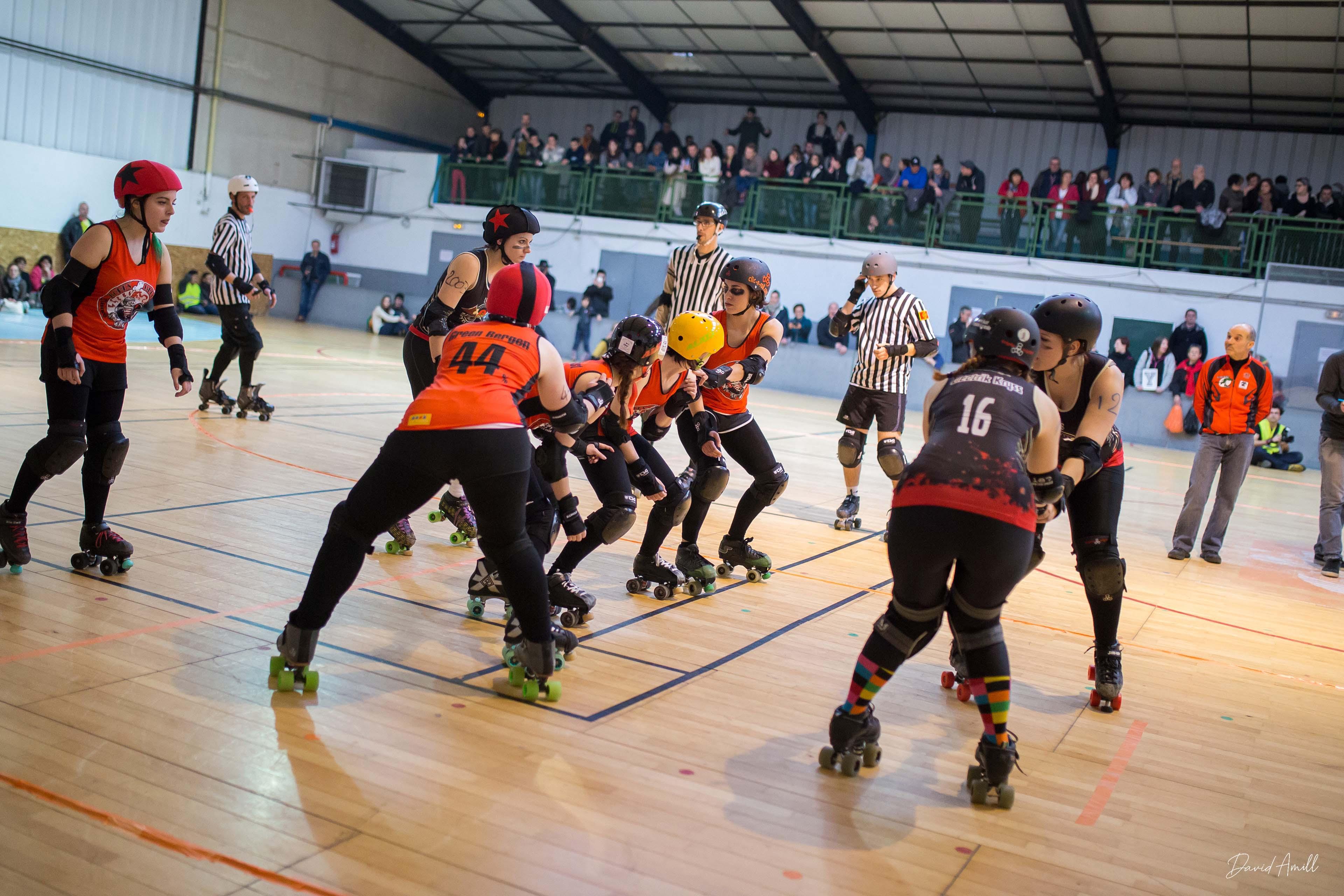 Bones Breaker Roller Derby